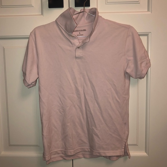 Faded Glory Other - Light Pink Polo Shirt
